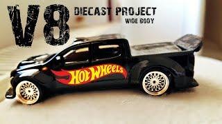 Bir Hot Wheels Klasiği Ford Ranger | 1/64 Custom Hot Wheels D…