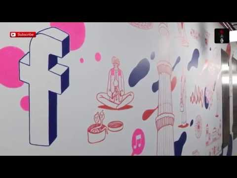 Here Is What Facebook's Cool New Mumbai Office Looks Like
