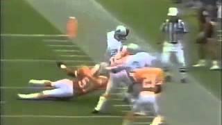 The hardest hit a QB has ever taken!