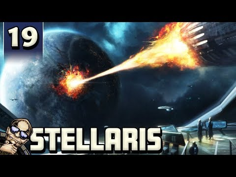 Opening the L-Gate, Colossus Project - Stellaris Distant Stars