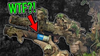 Savage 40mm Airsoft Sniper Causes PAIN 😭
