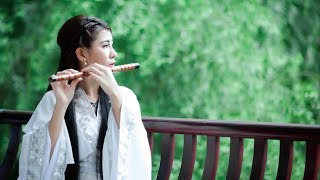 Bamboo Flute Music l Beautiful Chinese Musical Instrument Relaxing, Sleep, Meditation, Soothing