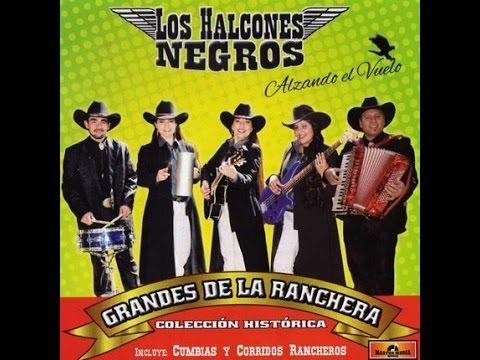 Los Halcones Negros - Grandes de la ranchera - VJ Miguel Albornoz