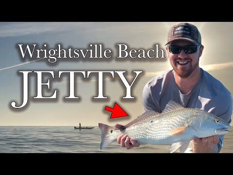 #1: Jetty Fishing For Wrightsville Beach MONSTERS