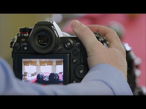 Panasonic LUMIX S Series Camera Tutorial: Adapting Lens