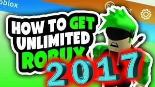 roblox how to get free robux 2017 {NOT CLICKBAIT}