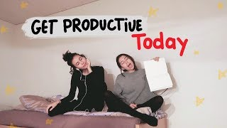 Get Productive TODAY with Jusuf