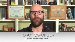 TopBond Torch Vaporizer Review