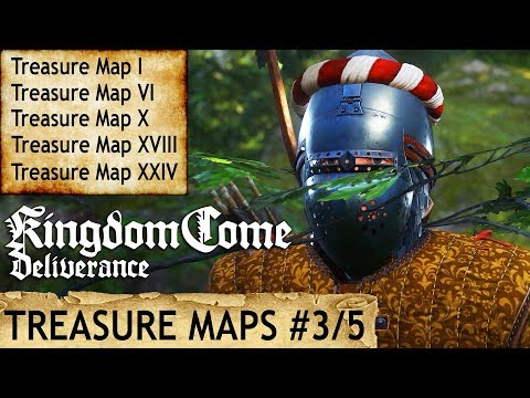 Kingdom Come: Deliverance - Treasure Maps #3