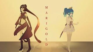 【あいみょん】マリーゴールド 歌ってみた AZKi&星乃めあ【コラボ】