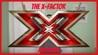 Στις Οντισιόν του X-Factor || Fraoules22