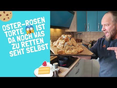 oster-rosentorte-mit-feiner-weißen-schokoladecreme-in-kuppelform