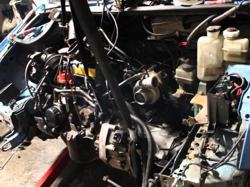 Swap Twingo turbo