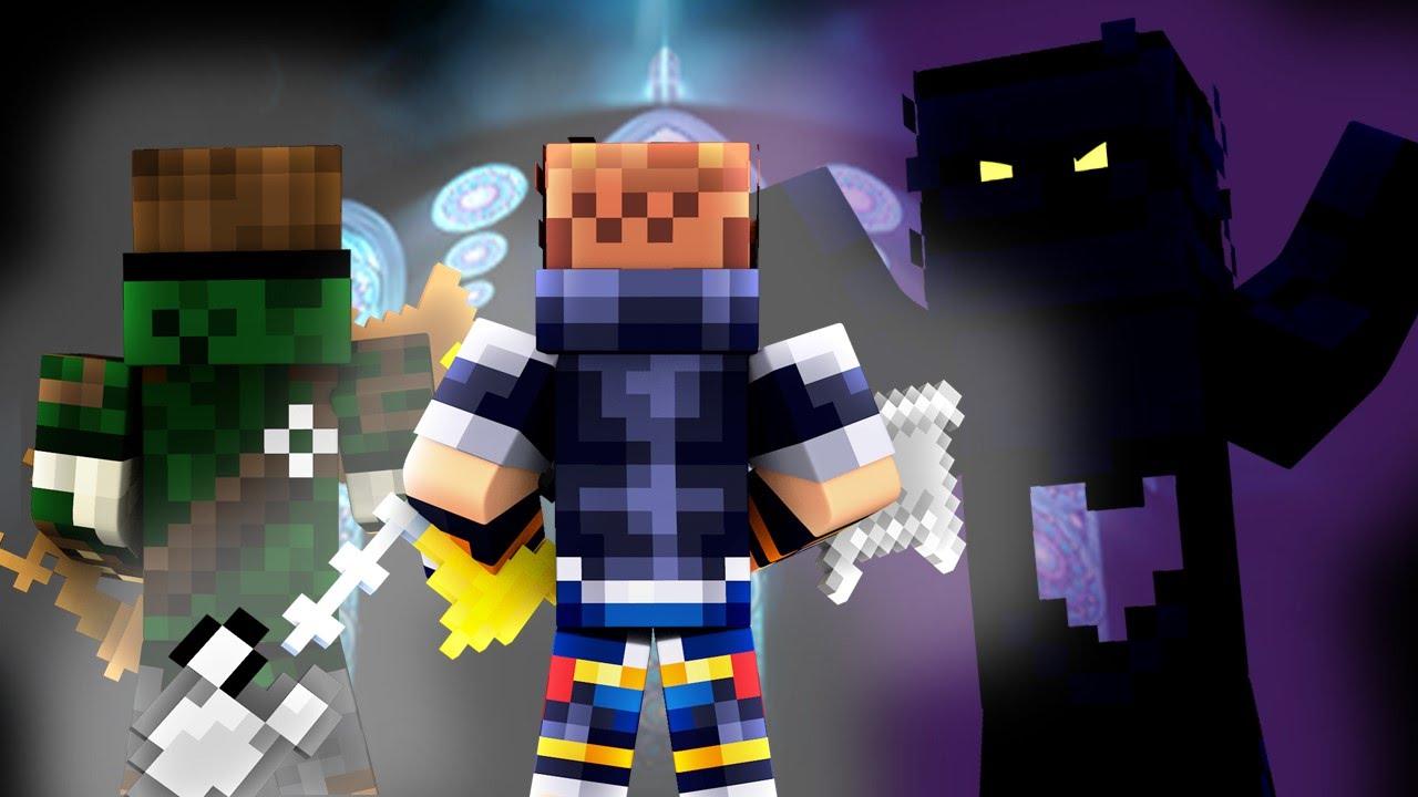 Kingdom Hearts - Dive to the Heart (Minecraft Kingdom Hearts ...