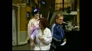 ELTON JOHN - The Bitch Is Back (Solo Version)