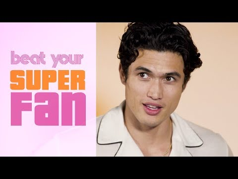 Can Charles Melton Beat The Biggest Riverdale Superfan?! | Beat Your Superfan