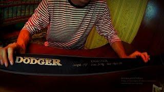 обзор спиннинга Major Craft Dodger DGS 752L