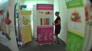 Rollup Econom (Китай) мобильный выставочный стенд(Мобильный стенд для рекламы Roll-Up Econom (Китай). Идеальное решение для разовых мероприятий или серийных заказо..., 2016-09-09T12:46:15.000Z)