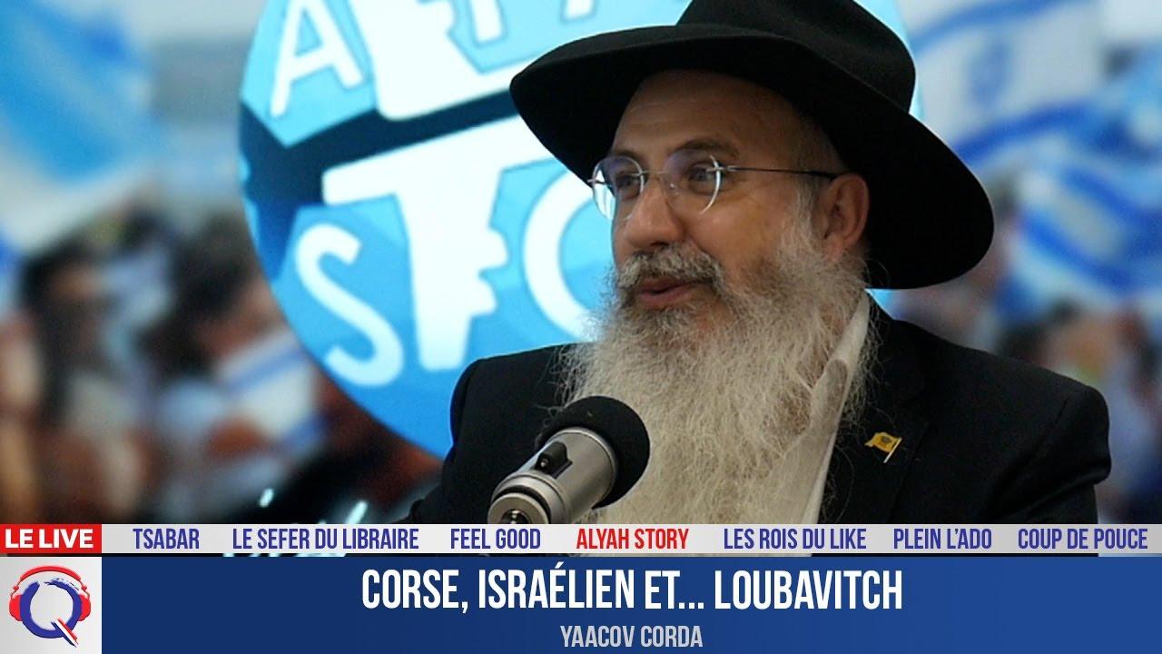 Corse, israélien et.... loubavitch - Alyastory#523