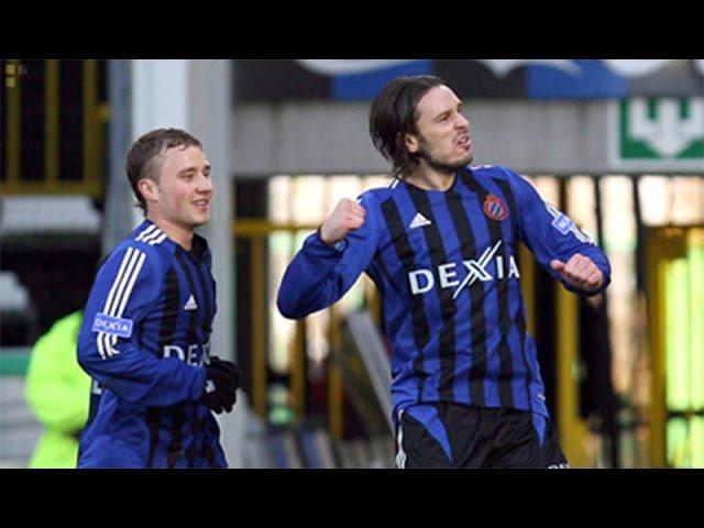 2006-2007 - Club Brugge - Standard - GOAL Bosko Balaban