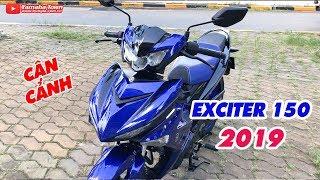 Exciter 150 2019 GP ▶ Đánh giá Thực tế phiên bản đẹp nhất!