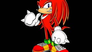 sonic adventure 2 official soundtrack track 6 unknown from me theme of knuckles