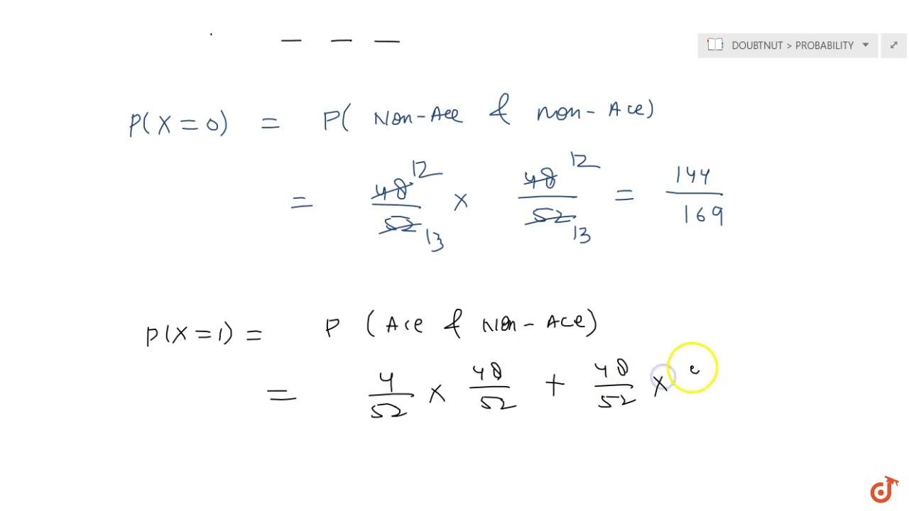 NCERT MATHS CLASS 12 CHAPTER 13 Example QUESTION - 24 PROBABILITY CBSE RBSE  UP MP BIHAR BOARD