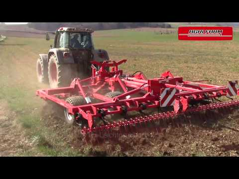 AGRI FARM Leichtgrubber BIO EUROCULT II 6m