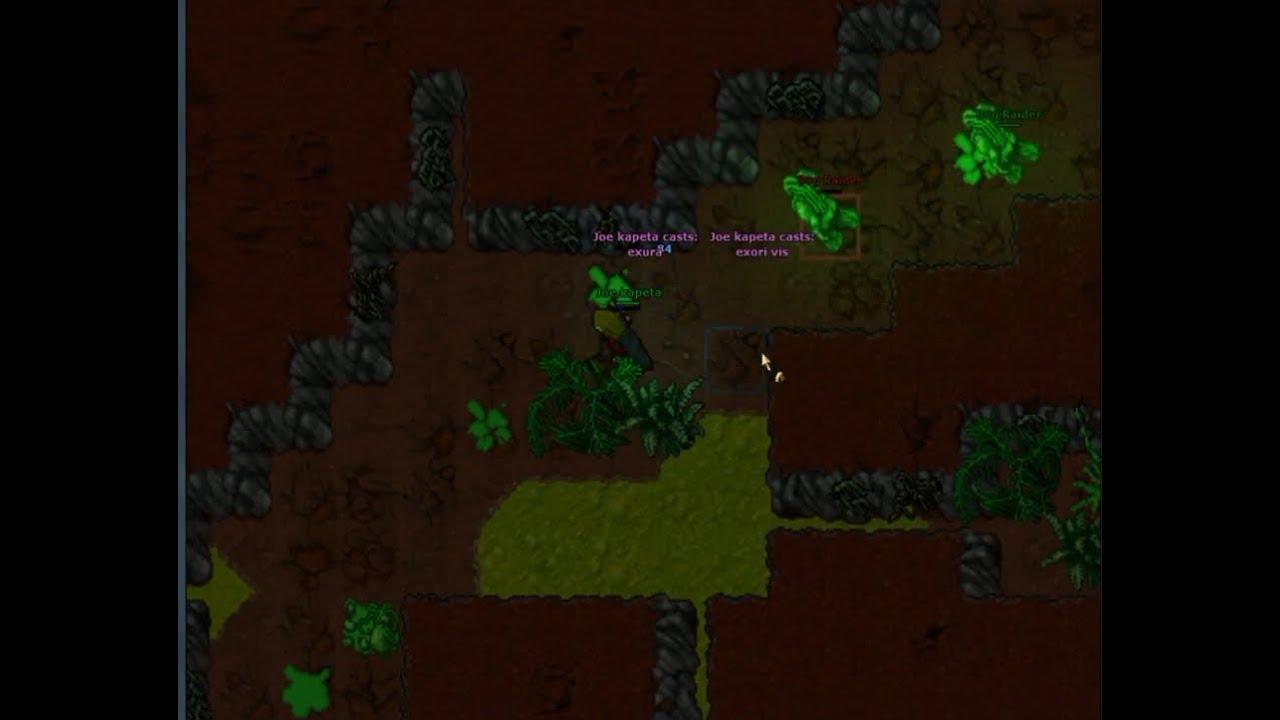 Bog Raider Cave