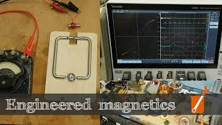 Engineering magnetics -- practical introduction to BH curve