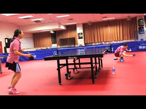 Table Tennis At 2AM