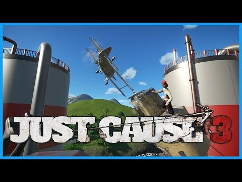 Just Cause: The Ride! Coaster Spotlight 402 | Contest Entry #PlanetCoaster