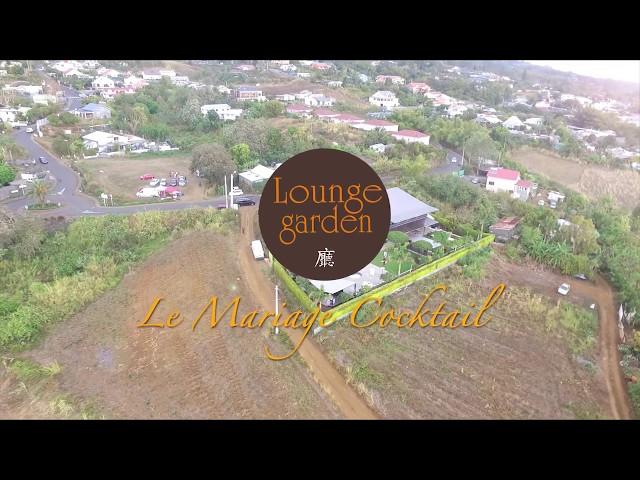 Le Mariage Cocktail au Lounge Garden