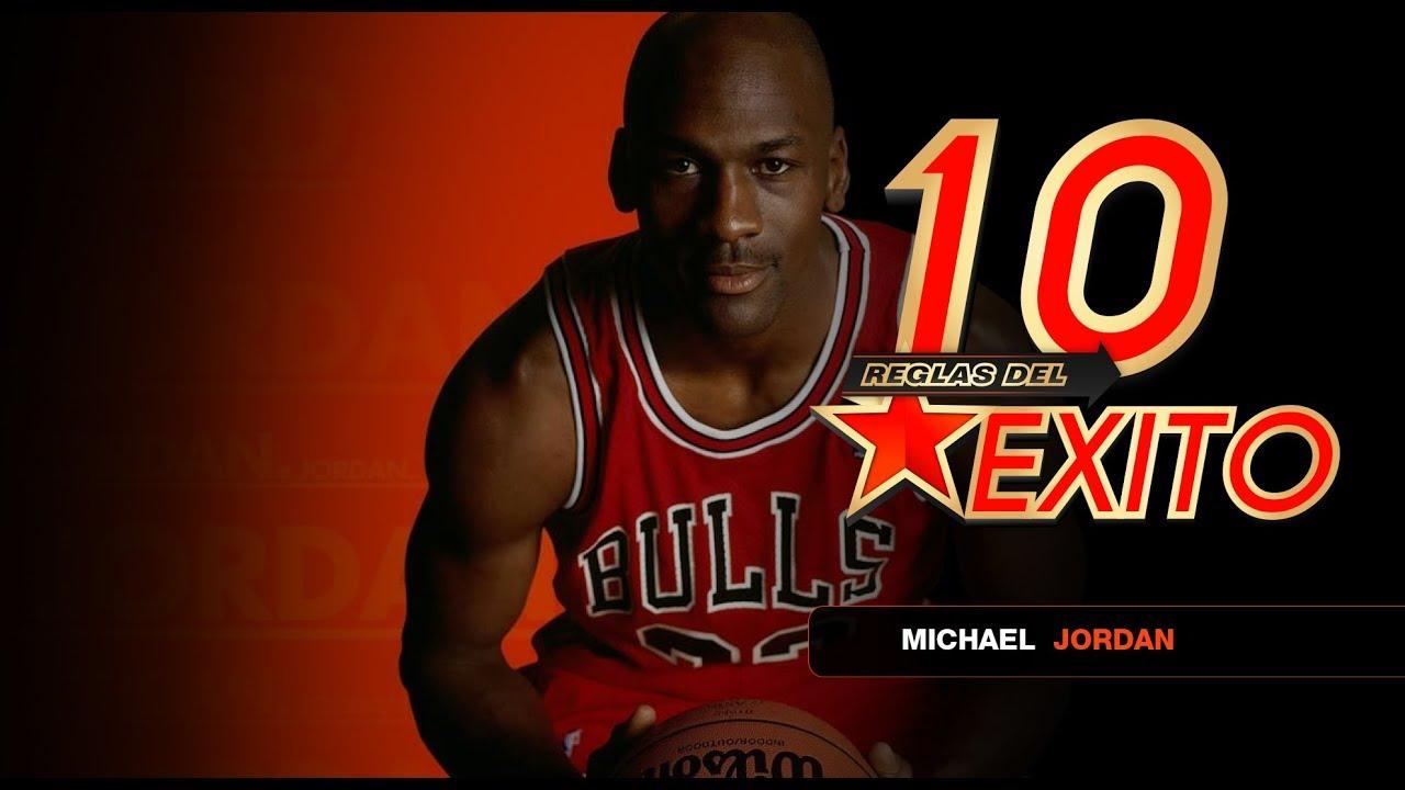 Michael Jordan Biografía Frases Numero Récords Y Mucho Más