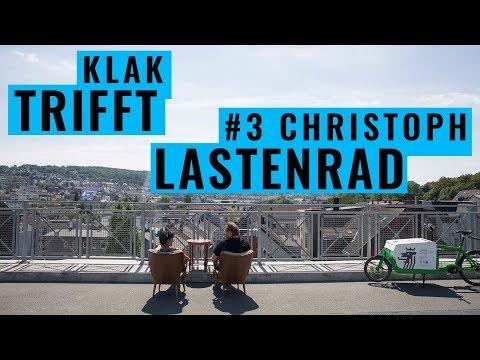 KLAK trifft....#3 das Fienchen in Wuppertal #ChristophGrothe #lastenrad