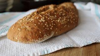 Whole Wheat Bread Dough (NO KNEAD)