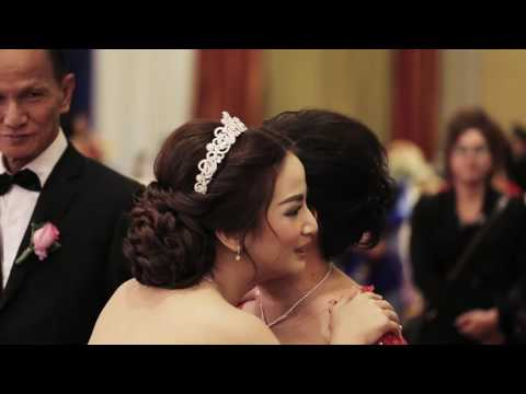 Teddy Selly Wedding Ritz Carlton Jakarta