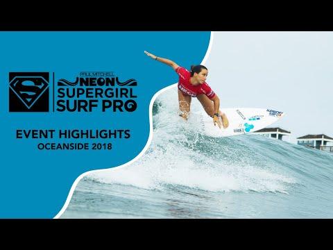 Super Girl Surf Pro Highlights