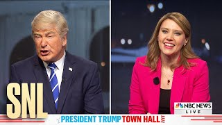 Download Dueling Town Halls Cold Open - SNL