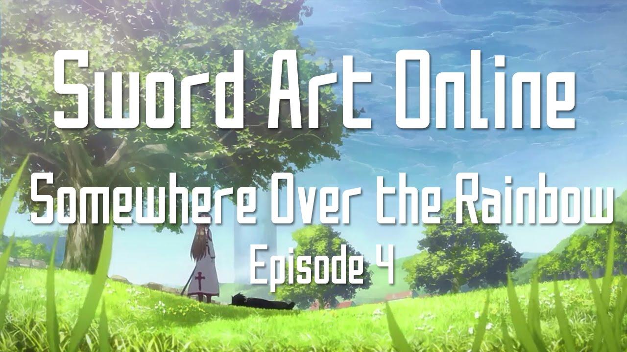 Sword Art Online: The Black Swordsman - Somewhere Over the Rainbow AMV - YouTube