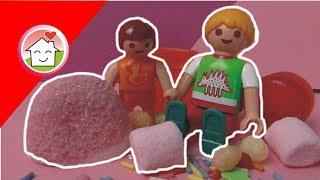 Playmobil Film Deutsch Camping Im Schlaraffenland / Kinderfilm / Kinderserie Von Family Stories