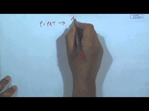 Mod-07 Lec-19 Adiabatic Flow in ducts with friction