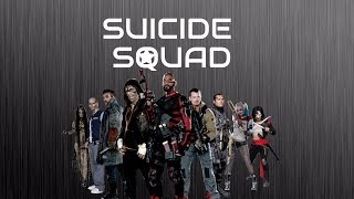 Suicide Squad - Justice League Style!