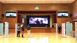 Publication Date: 2018-03-07 | Video Title: 林大輝中學禮堂 LED Wall on-site - by