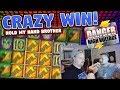 BIG WIN!!! Danger High voltage BIG WIN - Slots - Casino games (Online slots)