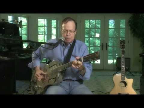Leon Redbone - Seduced (Acoustic Guitar & Vocal Cover)
