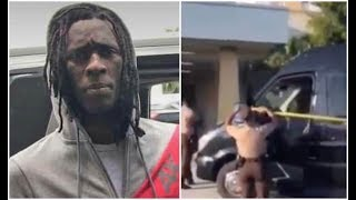 Young Thug Targeted in Drive By Shooting in Miami