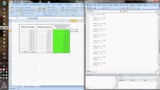 MS Excel - Státní příspěvek na penzijní připojištění (Visual Basic 03)