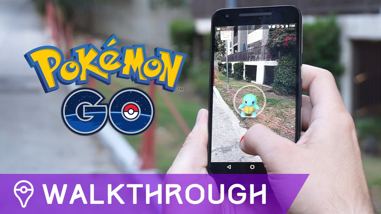 HOW TO PLAY POKÉMON GO
