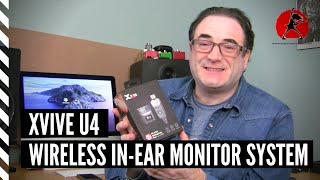 New Affordable Wireless In-Ear Monitoring System - U4 from Xvive